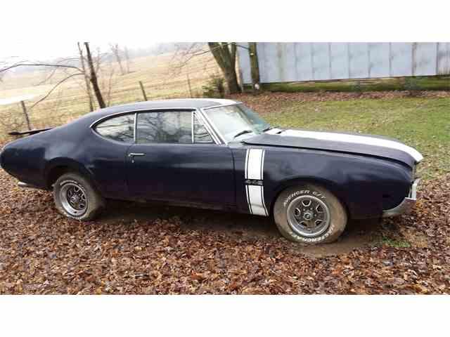 1968 Oldsmobile Cutlass | 1021583