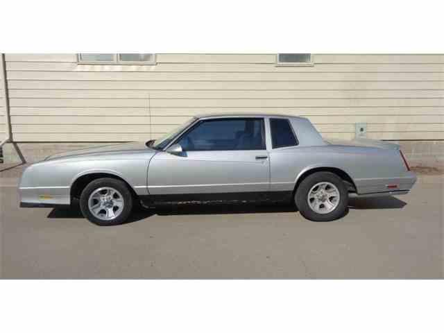 1987 Chevrolet Monte Carlo | 1021584