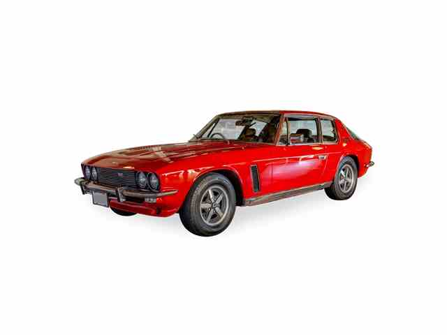 1972 Jensen Interceptor | 1021589