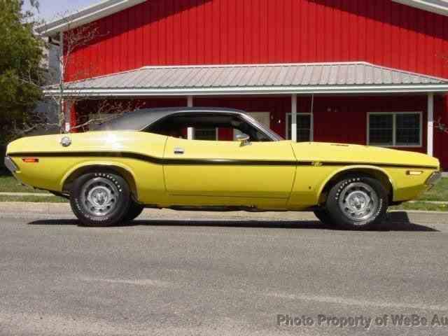 CC-1021590 1970 Dodge Challenger