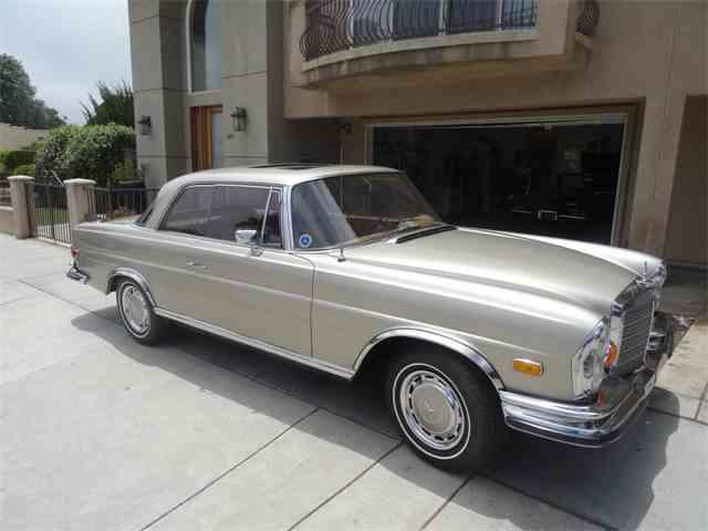 1971 Mercedes-Benz 280SE   1021592
