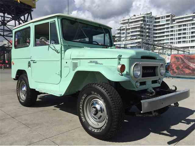 1965 Toyota Land Cruiser FJ | 1021595