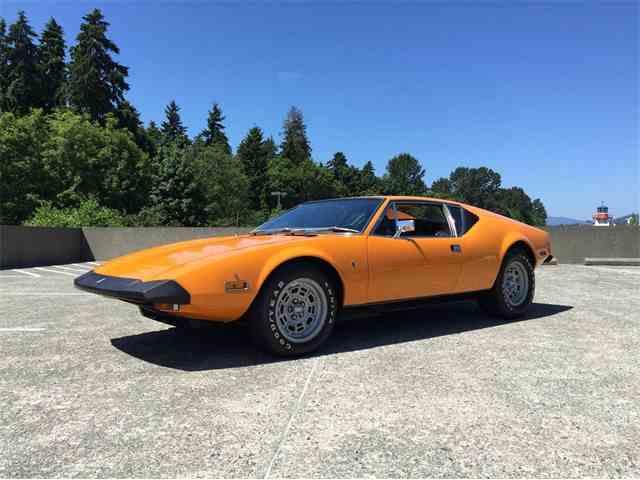 1973 De Tomaso Pantera | 1021596