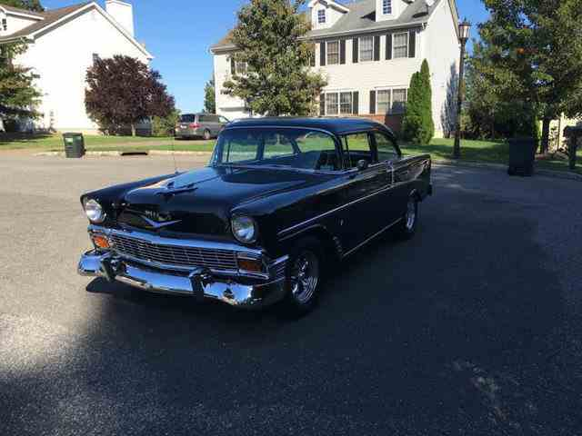 1956 Chevrolet 2-Dr Post | 1021603