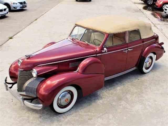 1939 Cadillac Series 61 | 1021613