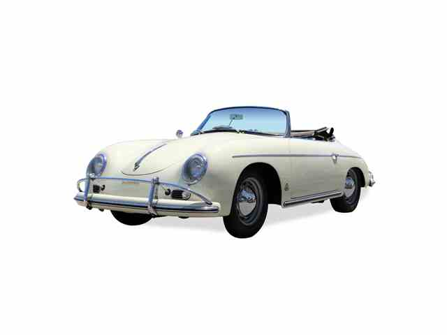 1959 Porsche 356 Convertible D | 1021614