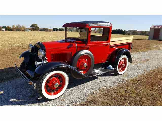1931 Ford Model A | 1021619