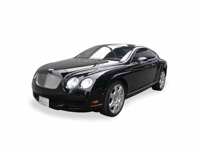 2006 Bentley Continental GT Coupe Mulliner | 1021622