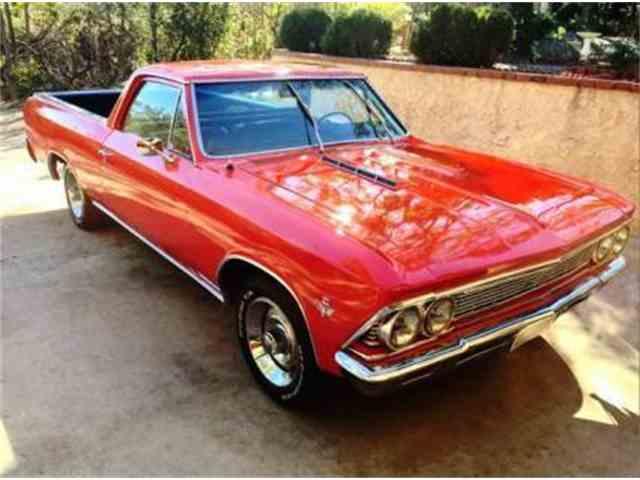 1966 Chevrolet El Camino | 1021623