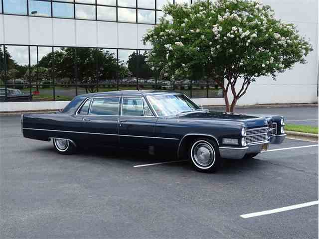 1966 Cadillac Fleetwood Limousine | 1020163