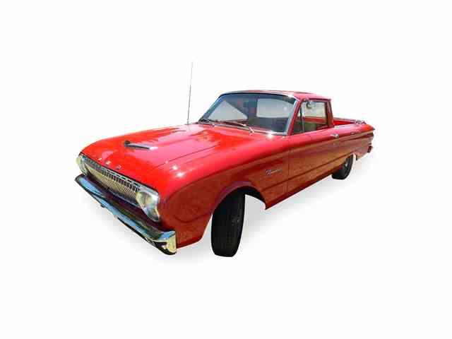 1962 Ford Ranchero | 1021631