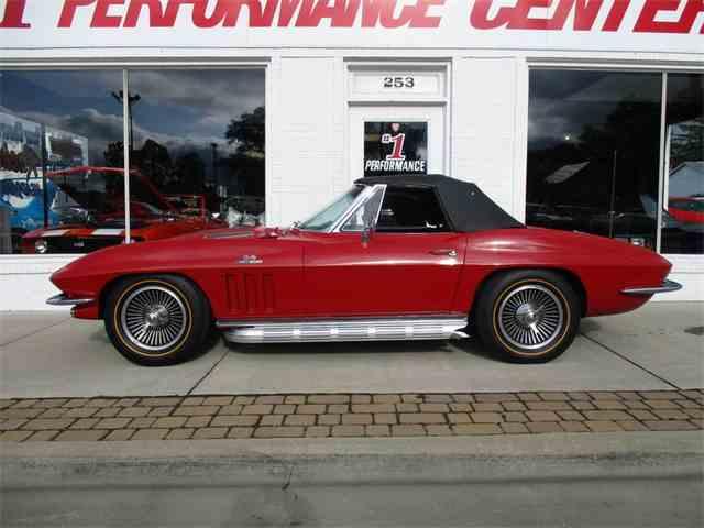 1966 Chevrolet Corvette | 1021634