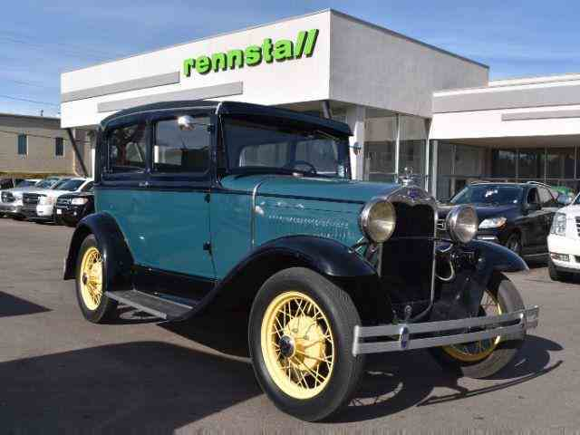 1930 Ford Model A | 1021642