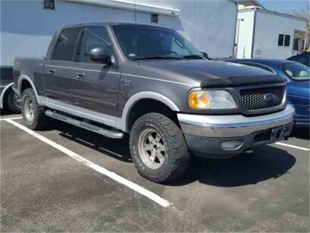 2002 Ford F150 | 1021644