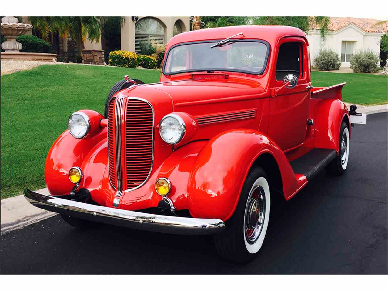 Large Picture of '38 1/2 Ton Pickup - LWB3