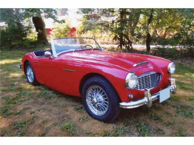 1960 Austin-Healey 3000 | 1021648