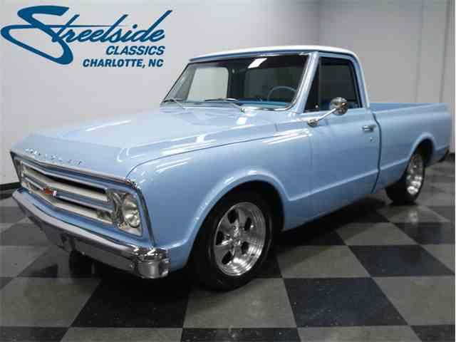 1967 Chevrolet C10 | 1020165