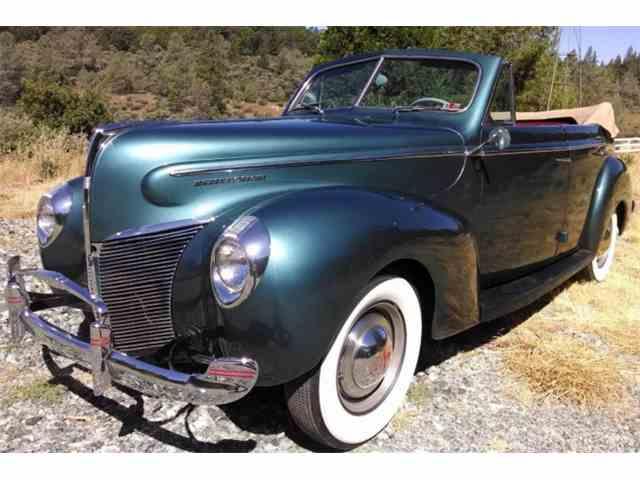 1940 Mercury 2-Dr Coupe | 1021657