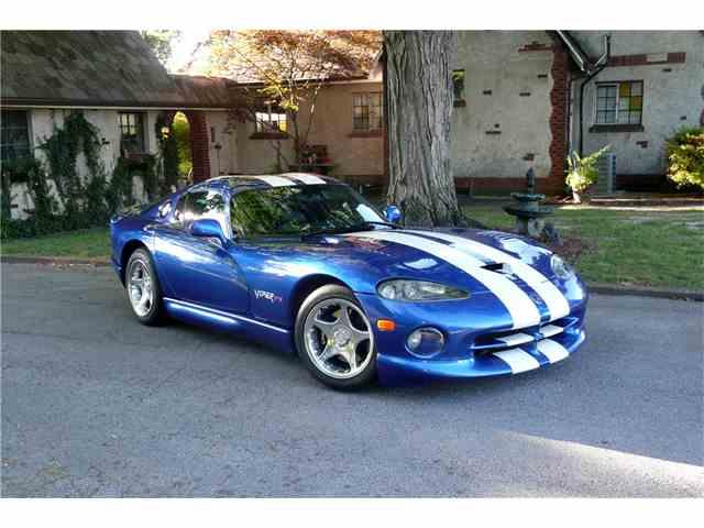 1996 Dodge Viper | 1021667