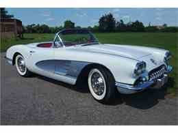 Picture of Classic '60 Chevrolet Corvette located in Nevada Auction Vehicle Offered by Barrett-Jackson - LWBX