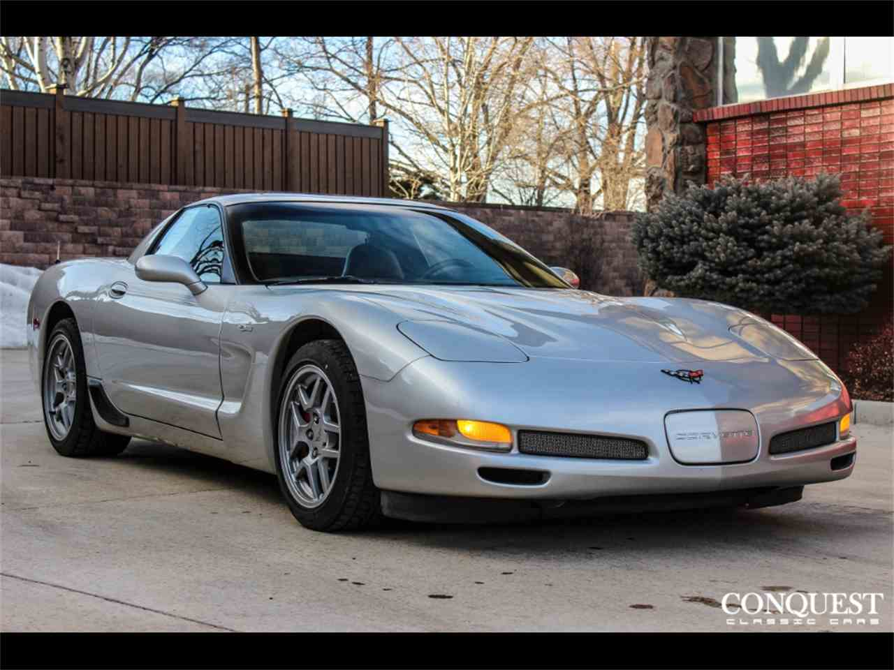 Large Picture of '04 Chevrolet Corvette - $17,777.00 Offered by Conquest Classic Cars - LWBY