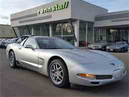 2004 Chevrolet Corvette for Sale - CC-1021678