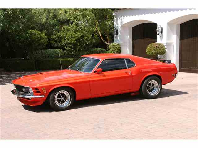 1970 Ford Mustang | 1021680