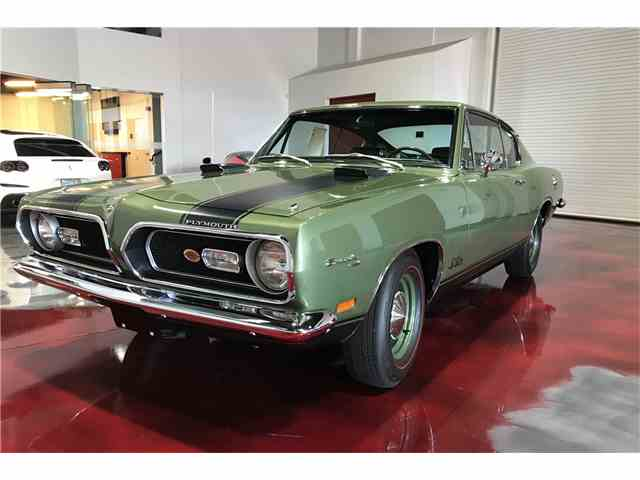 1969 Plymouth Barracuda | 1021683