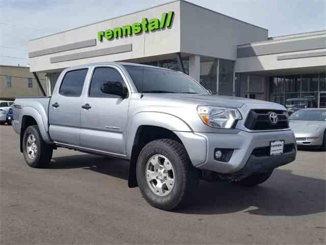 2014 Toyota Tacoma | 1021684