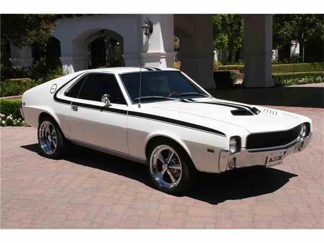 1968 AMC AMX | 1021686