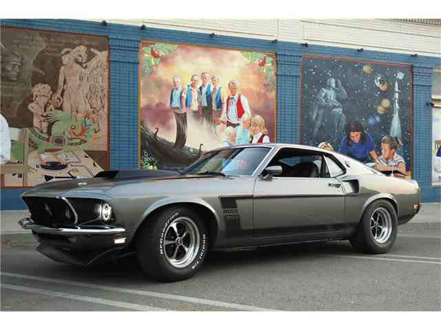 1969 Ford Mustang | 1021687