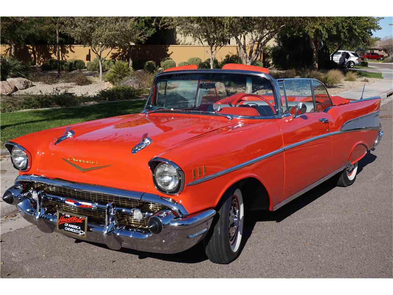 Large Picture of '57 Bel Air - LWCA