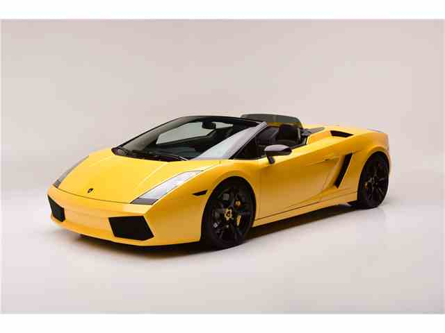 2007 Lamborghini Gallardo | 1021693