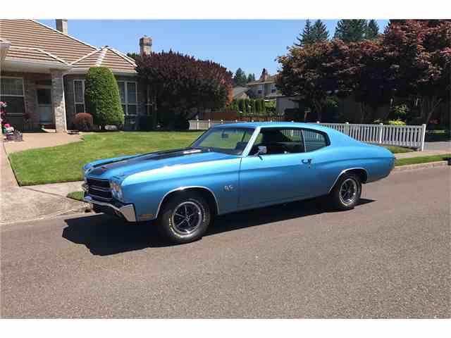 1970 Chevrolet Chevelle | 1021698