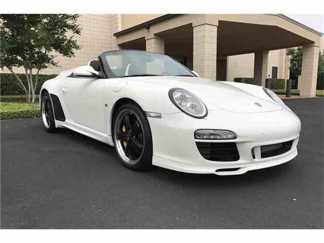 2011 Porsche Speedster   1021699