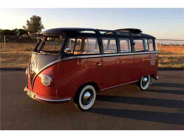 1956 Volkswagen Bus | 1021700