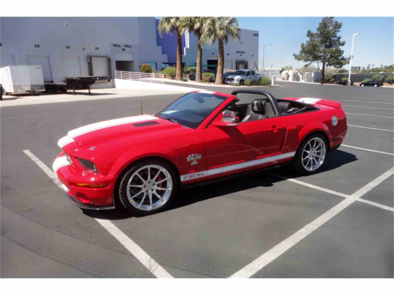 Large Picture of '08 SHELBY GT500SE SUPER SNAKE located in Las Vegas Nevada Offered by Barrett-Jackson - LWCP