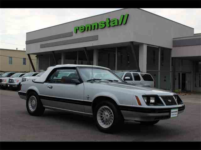 1983 Ford Mustang | 1021719