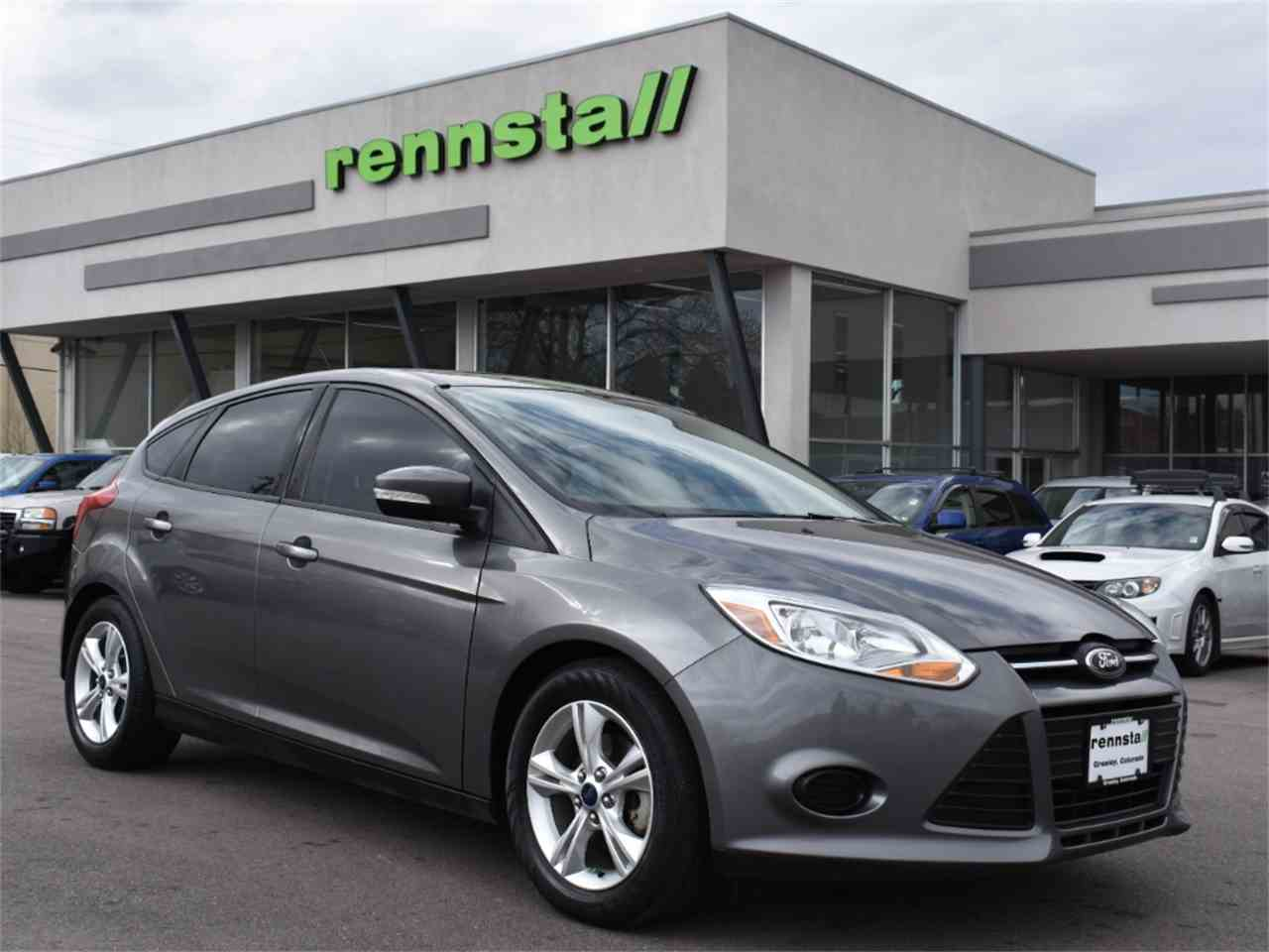 Large Picture of 2014 Ford Focus located in Colorado Offered by Conquest Classic Cars - LWD4