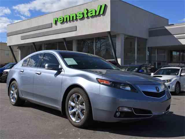 2012 Acura TL | 1021723