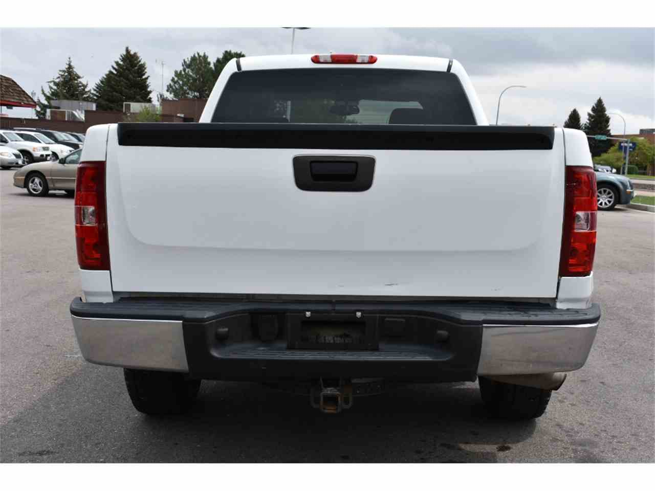 Large Picture of '08 Silverado - LWD9