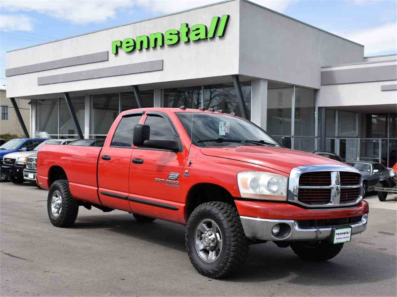 Large Picture of '06 Ram - LWDA