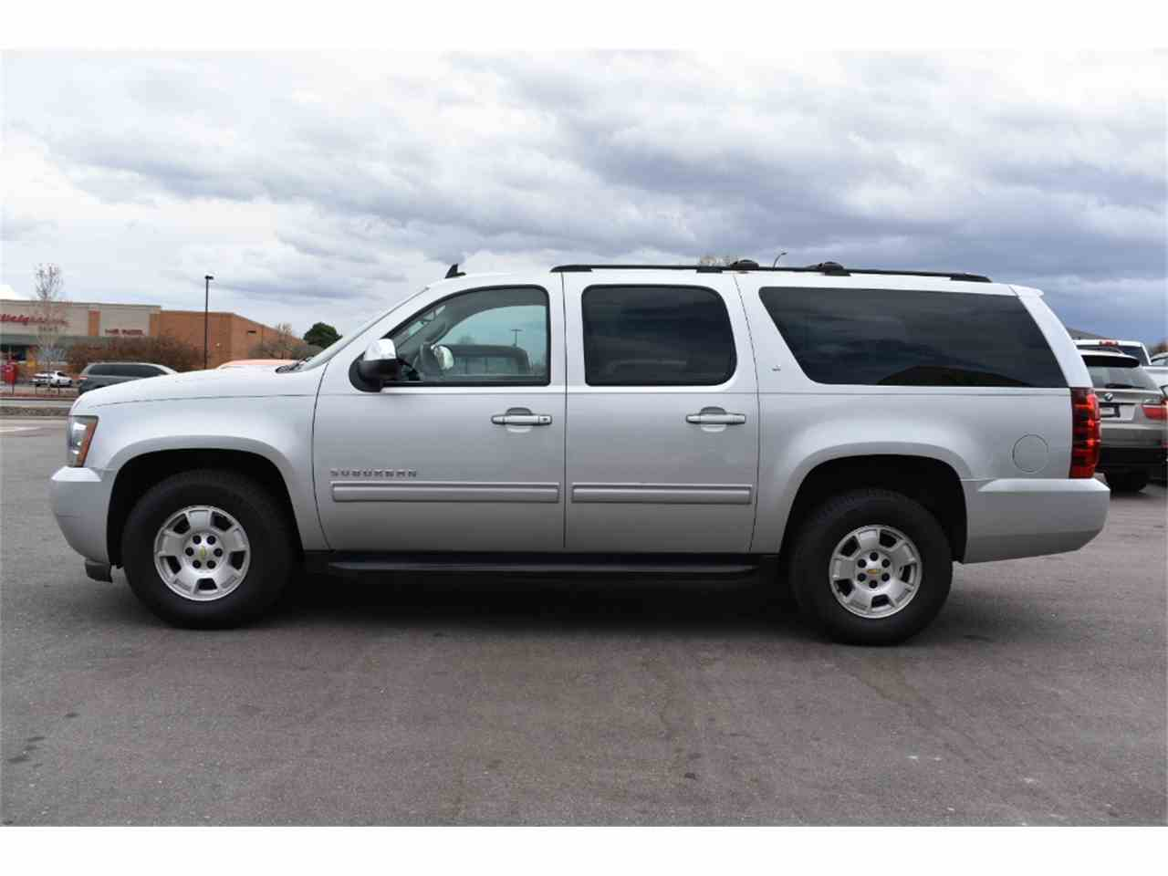 2010 chevrolet suburban for sale cc 1021728. Black Bedroom Furniture Sets. Home Design Ideas