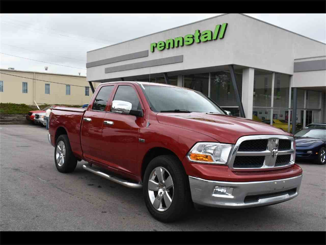 Large Picture of '09 Ram 1500 - $14,477.00 Offered by Conquest Classic Cars - LWDE