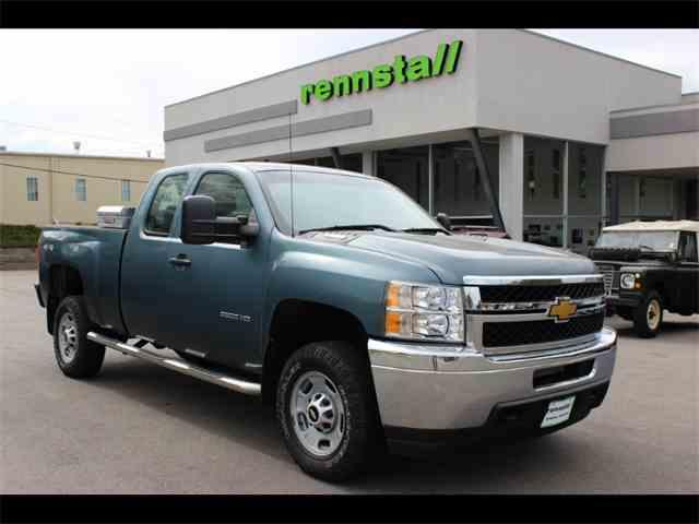 2013 Chevrolet Silverado | 1021731