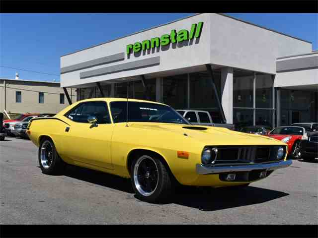 1974 Plymouth Barracuda | 1021740