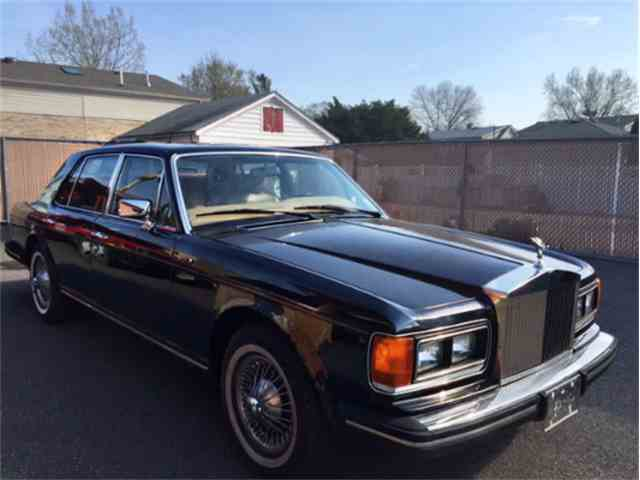 1985 Rolls-Royce Silver Spirit | 1021745