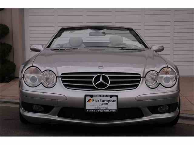 2005 Mercedes-Benz SL500 | 1021746