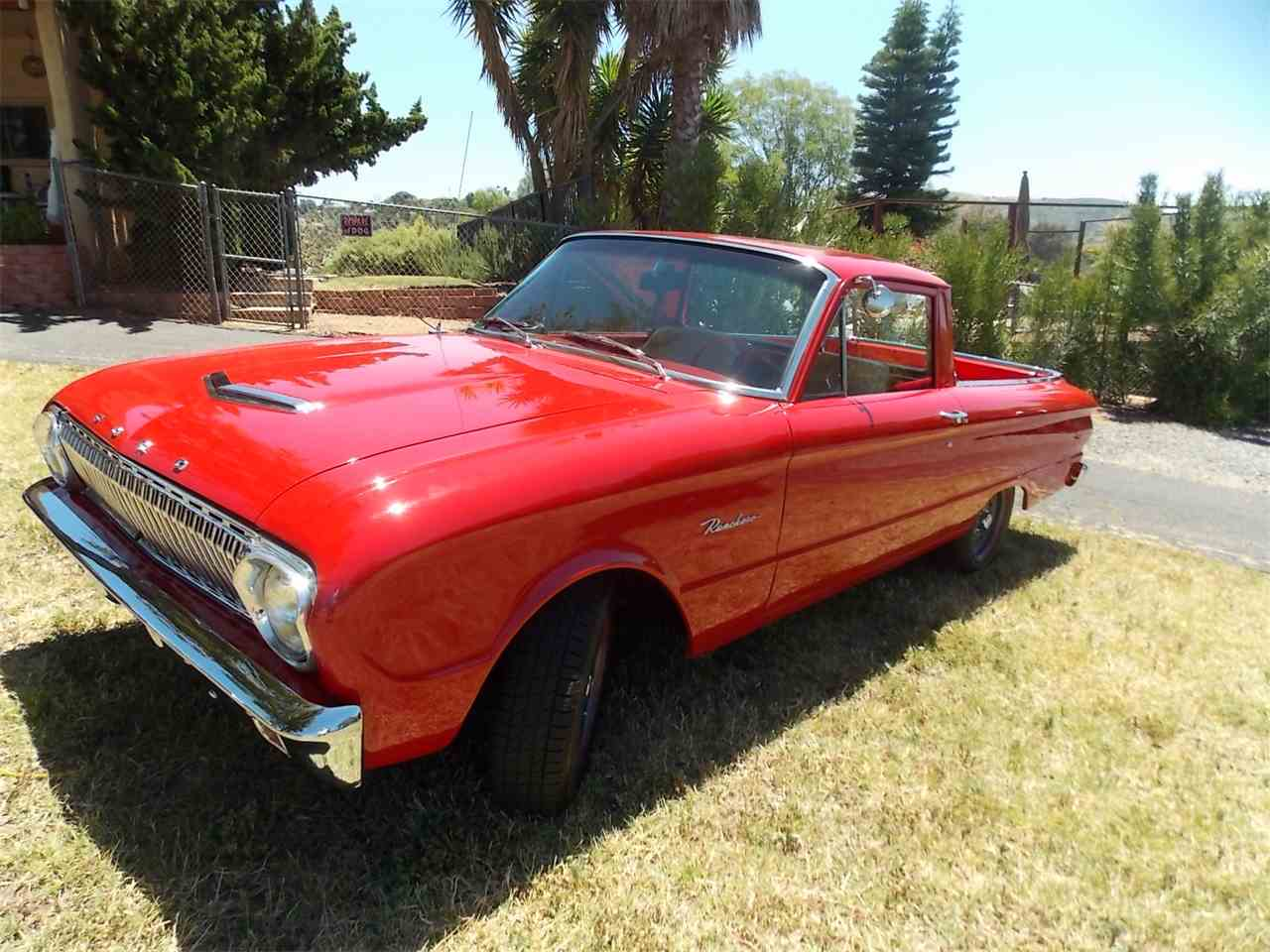 Large Picture of '62 Ranchero - LWDW