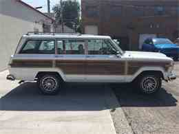 Picture of 1991 Jeep Wagoneer located in Overland Park Kansas Offered by Smith Auctions LLC - LWDY